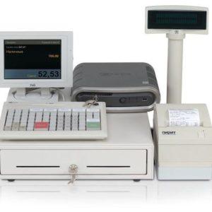POS системы: POS-система «NCR RealPOS 40» (c Win XP Emb)