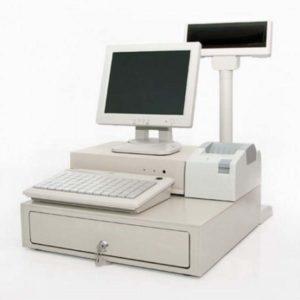 POS-системы (Ф): POS-система «ШТРИХ-POS-ATOM» N2800 (монитор LCD 10/12″)