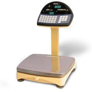 Весы электронные торговые: Весы «Штрих М 5T  15-2.5 СА» (с АКБ)