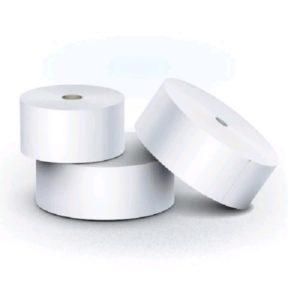 Чековая лента: Чековая лента 80 термо (80*150*18) для банкоматов/терминалов