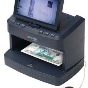 Детекторы банкнот (валют): Детектор банкнот «Cassida 2300 D»