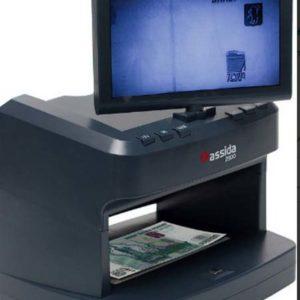 Детекторы банкнот (валют): Детектор банкнот «Cassida 2300 LA «Антистокс»
