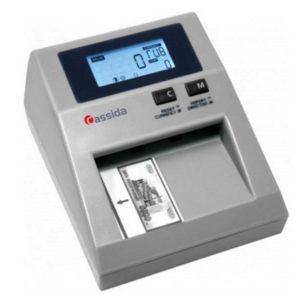 Cassida: Детектор банкнот «Cassida 3330 RUR»