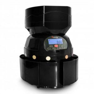 Счетчики и сортировщики монет: Счетчики и сортировщики монет «Cassida C300» (с доп. бункером)