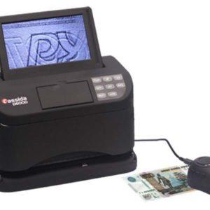 Детекторы банкнот (валют): Детектор банкнот «Cassida D6000E»