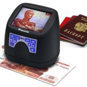 Детекторы банкнот (валют): Детектор банкнот «Cassida MFD1»