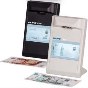 Детекторы банкнот (валют): Детектор банкнот «DORS 1000 М3»