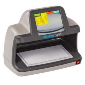 Детекторы банкнот (валют): Детектор банкнот «DORS 1250»
