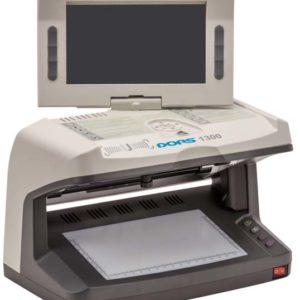 DORS: Детектор банкнот «DORS 1300 M2» (+Антистокс-контроль (iAS)