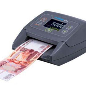 DORS: Детектор банкнот «DORS 210 RUB» (+Антистокс-контроль (iAS)