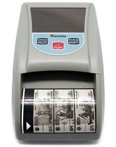 Cassida: Детектор банкнот «Cassida 3210 EUR/RUR»