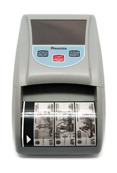 Детекторы банкнот (валют): Детектор банкнот «Cassida 3210 EUR/RUR»