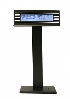 Дисплеи покупателя: Дисплей покупателя «ШТРИХ-T D2-USB-MN»
