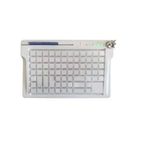 POS клавиатуры: Программируемая клавиатура «LPOS-084-M12(USB)» (84 клавиши)(ридер 2 дорожки)