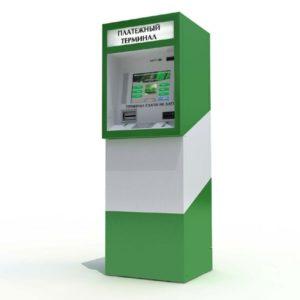 Платежный терминал уличный Штрих-PAY v 3.0