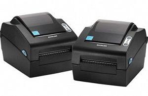 Bixolon: Принтер «Bixolon SLP-DX420» (USB,RS-232,LPT)