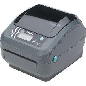 Термотрансфертные принтеры: Принтер «Zebra GX420t» (USB, RS-232, LPT)