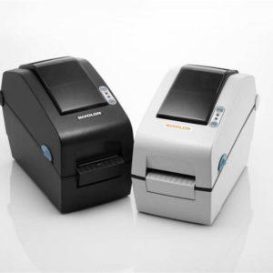 Принтеры этикеток: Принтер «Bixolon SLP-D220D 2» (USB, RS-232)(отделитель)