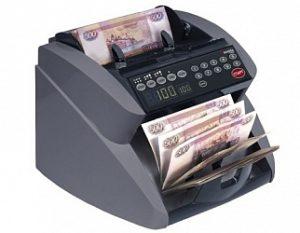 Счетчик банкнот Cassida 7700 UV