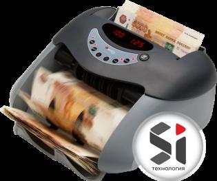 Счетчики банкнот и монет: Счетчик банкнот «Cassida Tiger I/IR»
