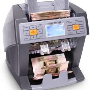 Cassida: Сортировщик банкнот «Cassida MSD-1000»