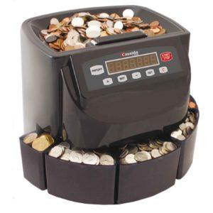 Счетчики и сортировщики монет: Счетчики и сортировщики монет «Cassida С200»