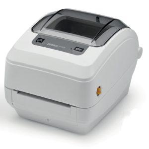 Термотрансфертные принтеры: Принтер «Zebra GK420t» (USB, RS-232)