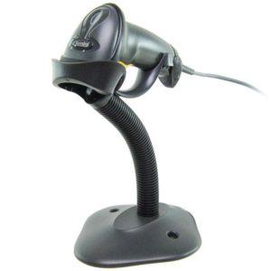 Ручные сканеры штрих-кодов: Сканер «Symbol Motorola LS 2208 KIT» (USB)(1D)(подставка)
