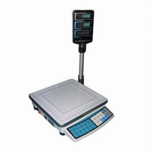 Весы электронные торговые: Весы «Штрих  М III  15-2.5 СА»(с АКБ)