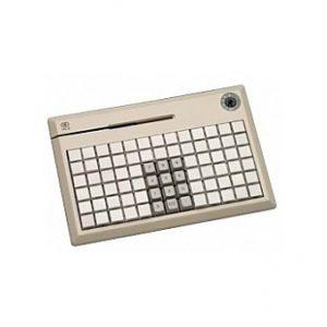 POS клавиатуры: Программируемая клавиатура «NCR 5932-2XXX (PS/2)» (68 клавиш)(ридер 3 дорожки)