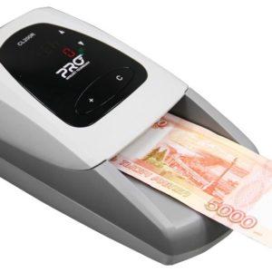 PRO: Детектор банкнот «PRO CL 200R»