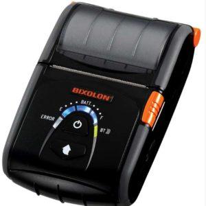 Принтеры этикеток: Мобильный принтер «Bixolon SPP-R200IIBK» (USB)(bluetooth)