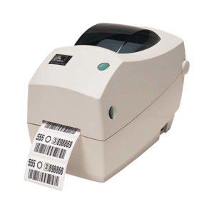 Термотрансфертные принтеры: Принтер «Zebra TLP2824 Plus» (USB, RS-232)