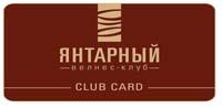 Велнес клуб Янтарный в Воронеже логотип